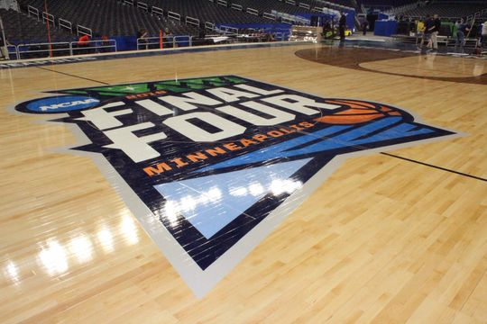 MTE Wood used in NCAA Final Four Floor