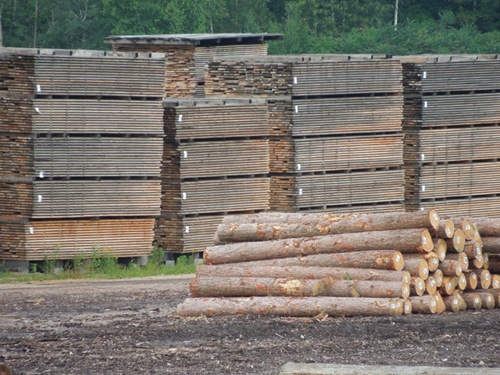 Lumber and Timber for Sale